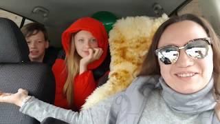 Отзыв о переезде в Краснодар ребят из Благовещенска | Снег!?!???? | Ну и немного шоу от сына и Ко