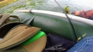 Башкирия. Рыбалка. Юмагузино. Белое озеро. Лето осень 2017.