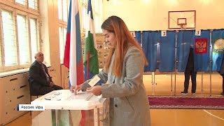 Как в Башкирии выбирают Главу: репортаж «Вестей»