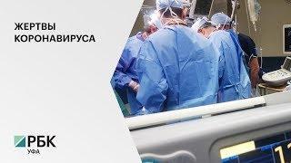 За сутки в Башкортостане от коронавируса скончались 2 человека