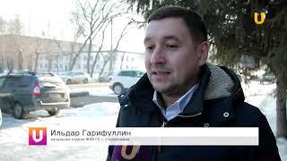 Новости UTV. Вывоз мусора в Стерлитамаке с начала 2019 года