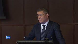 Радий Хабиров принёс извинения жителям республики за необоснованно дорогое отопление