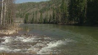 На горных реках Башкирии ожидается второй пик половодья