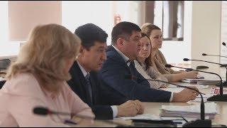"""""""Инвестиционный час"""" в администрации города с Борисом Беляевым"""