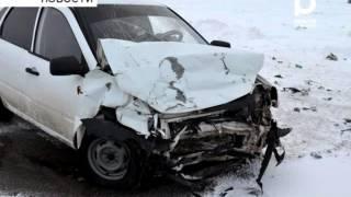 В аварии на трассе в Бирском районе погиб человек