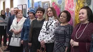 Картинная галерея в стенах Госсобрания