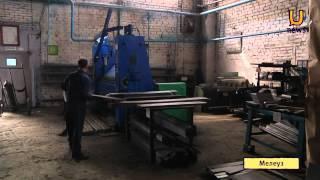UTV. Заключенные из Мелеуза шьют одежду железнодорожникам и делают оборудование для школ