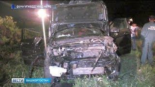 Сын погиб, мать в больнице: на трассе в Башкирии произошла смертельная авария