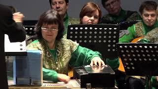 Оркестр русских народных инструментов. Стерлитамак. Отрывок концерта (январь 2018)
