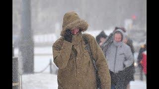 Башгидромет: в республику придет арктический холод