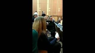 Как глава г.о. Красногорск Р.Хабиров проводит встречи с местными жителями и активистами
