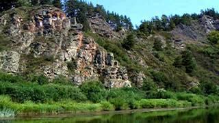 Река Белая (Агидель). Башкирия