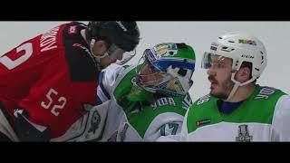 «Авангард» - «Салават Юлаев». Джентльмены в плей-офф
