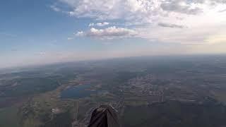 Аслыкуль-Кумертау,полет на параплане,18.05.21,ч8