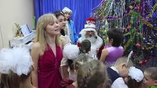 В преддверие Нового года МВД Башкортостана поздравил детей социального приюта города Уфы