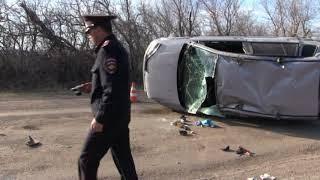 В Саракташском районе произошло ДТП со смертельным исходом