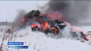 В Башкирии отмечают День инженерных войск