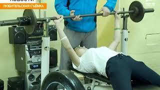 Юные пауэлифтеры из Бирска практикуют силы на городских соревнованиях
