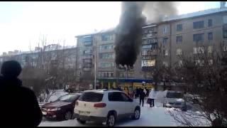Взрыв газа Белорецк.