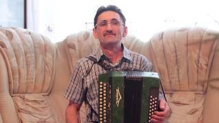 Татарские песни под гармонь - Зөләйха (cover)