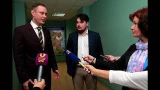 Комментарий министра экономического развития РБ С.В.Новикова в рамках пресс-подхода