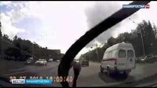 В Уфе из-за автонарушительницы пострадала 3-летняя девочка