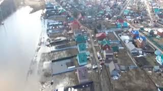 Уфа, Зубово, река Берсувань, паводок 2018 года, подтоплено 52 дома