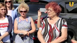 Новости UTV. Благоустройство придомовой территории