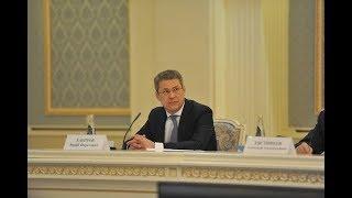 Радий Хабиров принял участие в заседании Совета ПФО по продвижению талантливой молодёжи