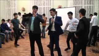 БГАУ.Общежитие №5.Навруз-байрам.Таджикистан 5 часть