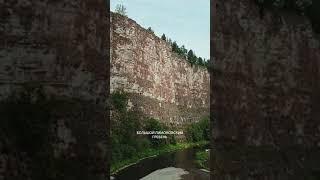 Удивительные места России | Большой Лимоновский гребень, Башкирия