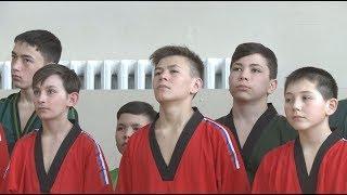 Открытый турнир по борьбе корэш в Куюргазинском районе