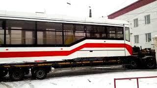 В Уфе начнет курсировать новый трамвай