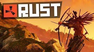 Стрим по Rust. Выживание после глобал вайпа. Стрим+общение.