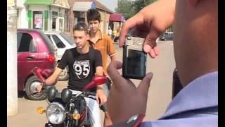 В Благовещенске задержан грабитель на скутере