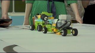 Турнир по выбору лучшего робота на уроках робототехники школы №12
