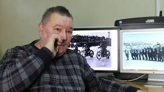 Разговор с Чекрановым  Юрий Андреевичем   Мастером  спорта СССР международного класса по мотоспорту