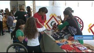 """""""Радуга талантов"""". Фестиваль творчества для детей с ограниченными возможностями здоровья."""