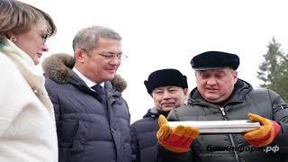 Строительство поликлиники стоимостью 2 млрд рублей начали в Уфе