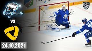 БАРЫС - СЕВЕРСТАЛЬ/ 24.10.2021/ ЧЕМПИОНАТ КХЛ/ KHL В NHL 20/ ОБЗОР МАТЧА