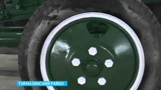 В Туймазинском районе будут установлены четыре пушки  времен Великой Отечественной войны