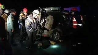 5 жителей Башкирии погибли в ДТП