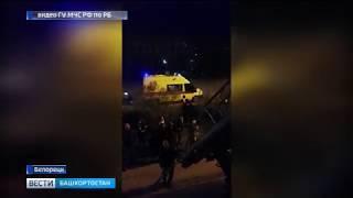 В пожаре в Белорецке погибла женщина
