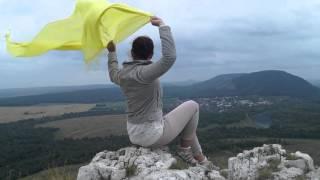 Красоты Башкортостана: гора Юрактау