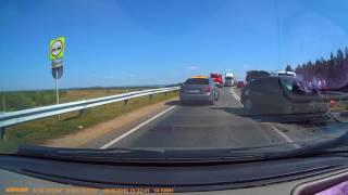 Страшная авария Уфа--Инзер-Белорецк