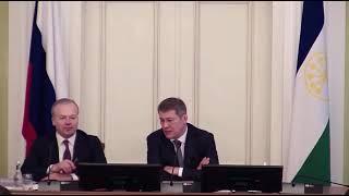 Радий Хабиров о ситуации вокруг развязки Заки Валиди - Салавата Юлаева