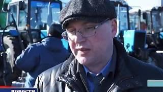 "Подготовка техники к севу, ООО ""МТС ""Агросервис"""