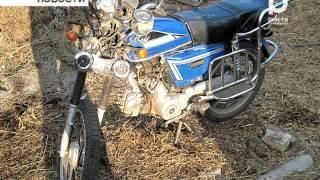 В праздники в Бирском районе случилось два серьёзных ДТП