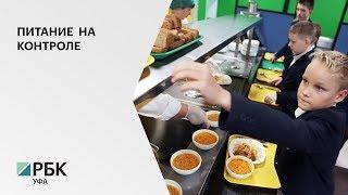 Р. Хабиров потребовал разорвать контракты с недобросовестными поставщиками школьного питания