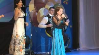 Флорида Исмагилова. Попурри из татарских народных песен.